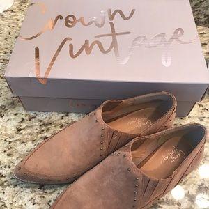Crown Vintage Shoes - Crown Vintage Booties